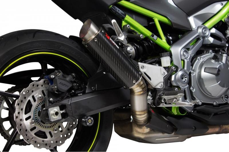 Kawasaki Z Exhaust System