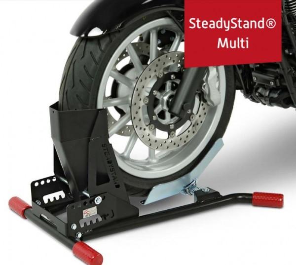 steadystand multi motorradst nder wippe montagest nder vord. Black Bedroom Furniture Sets. Home Design Ideas