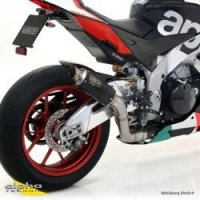 ARROW GP2 BLACK EDITION Auspuff APRILIA RSV V4 1000 RR /...