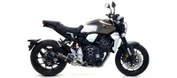 ARROW GP2 BLACK EDITION Auspuff HONDA CB1000R SC80 ab 2018