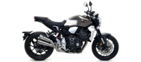 ARROW PRO-RACE DOUBLE Auspuff HONDA CB1000R SC80 ab 2018