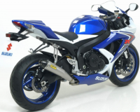 ARROW  PRO-RACING Auspuff GSX-R 600/750