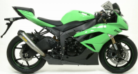 ARROW  PRO-RACING Auspuff ZX-6R