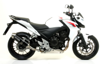 ARROW RACE-TECH  DARKLINE HONDA CB500F PC45  13-15