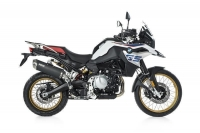 BOS DUNE FOX BLACK EDITION Auspuff BMW F850 GS /...