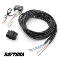 DAYTONA LED Blinkrelais + Warnblink & Standlichtfunktion