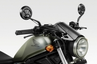 DPM EXENTIAL Windschild HONDA CMX500 REBEL PC56 ab 2017