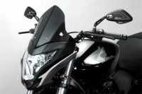 DPM WARRIOR Windschild HONDA CB600 HORNET PC41 ab 2011