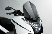 DPM WARRIOR Windschild HONDA INTEGRA 700 ab 2012