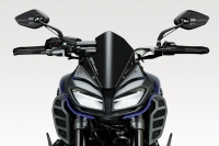 DPM Windschild GULLWING YAMAHA MT-09 RN43 ab 2017