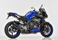 HURRIC PRO2 BLACK EDTION Auspuff YAMAHA MT-10  16-20