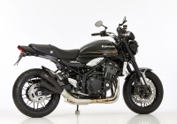 HURRIC PRO2 RETRO BLACK EDITION Auspuff KAWASAKI Z900 RS...