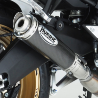 HURRIC  SP CARBON Auspuff ZX-6R ab 2009
