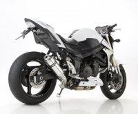 HURRIC SUPERSPORT Auspuff SUZUKI GSR750 ab 2011