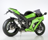 HURRIC SUPERSPORT Auspuff KAWASAKI ZX-10R  11-15