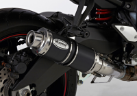 HURRIC SUPERSPORT BLACK EDITION Auspuff ZX-6R