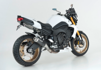 HURRIC SUPERSPORT CARBON  Auspuff FZ8 / FAZER RN25