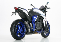 HURRIC SUPERSPORT CARBON Auspuff HONDA CB1000R SC60  ab 2008