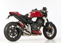 HURRIC SUPERSPORT CARBON Auspuff HONDA CB1000R SC80 ab 2018