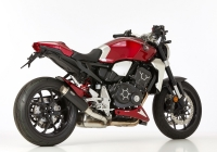 HURRIC TEC ONE BLACK EDITION Auspuff HONDA CB1000R SC80...