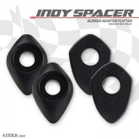 INDY SPACER  Blinker Adapterplatten DUCATI MONSTER 696