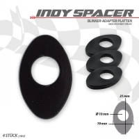 CTC INDY SPACER  Blinker Adapterplatten KTM DUKE 390 bis...