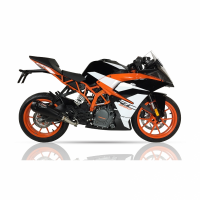 IXIL RC1 BLACK EDITION Auspuff KTM RC390 ab 2017