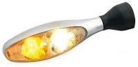KELLERMANN micro 1000 PL Led Blinker  CHROM