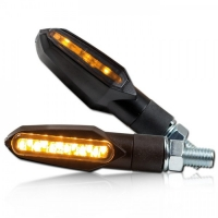 Kopie von LED Blinker SLIGHT schwarz