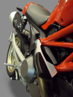 TOP BLOCK Sturzpads DUCATI MONSTER 796