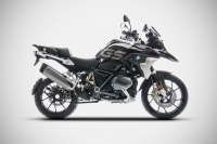 ZARD Slip-On Auspuff BMW R1250 GS / ADVENTURE ab 2018