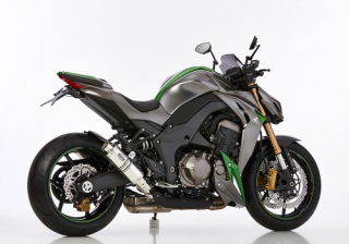 HURRIC SUPERSPORT Auspuff KAWASAKI Z1000  14-16