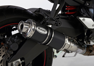 HURRIC SUPERSPORT BLACK EDITION Auspuff GSX-R1000