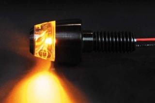 MOTOGADGET M-BLAZE PIN Led Blinker Schwarz