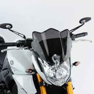 Windscheibe WIND SHIELD YAMAHA FZ8 RN25 ab 2010